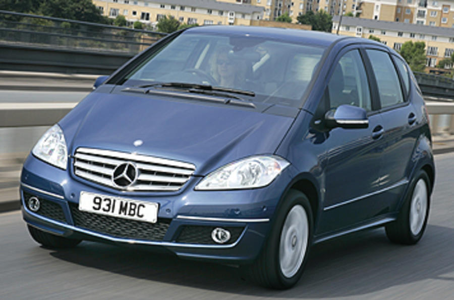 mercedes benz a 160 cdi review autocar. Black Bedroom Furniture Sets. Home Design Ideas