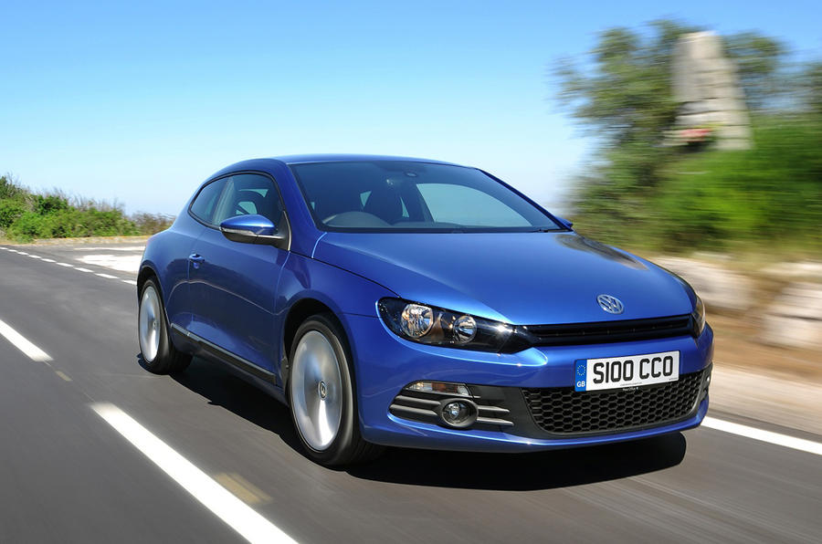 volkswagen scirocco 2 0 tdi 170 review autocar. Black Bedroom Furniture Sets. Home Design Ideas