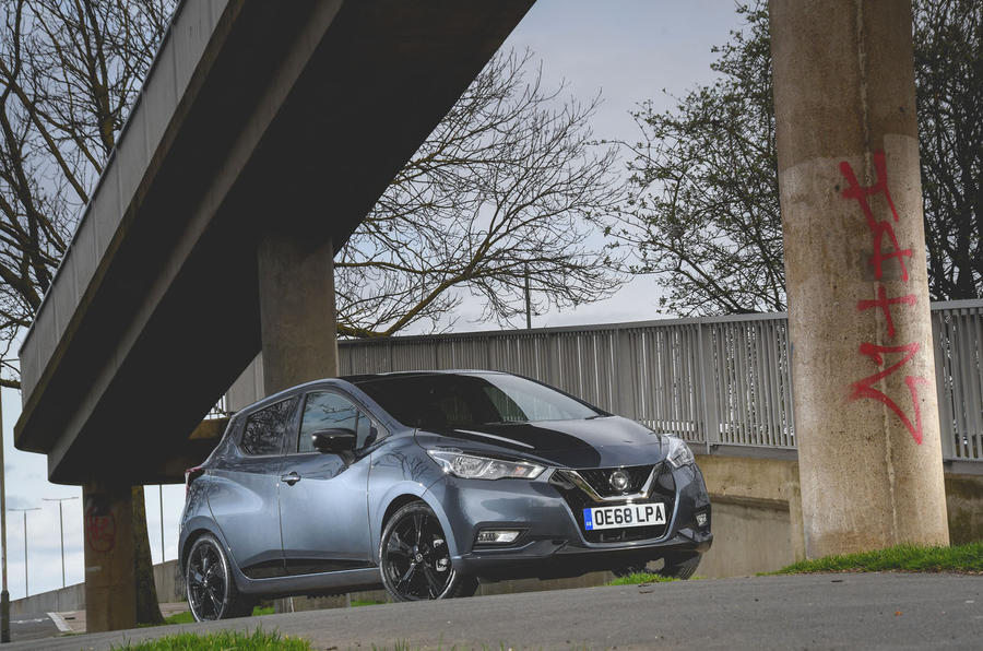 Nissan Micra N-Sport 2019 road test review - static