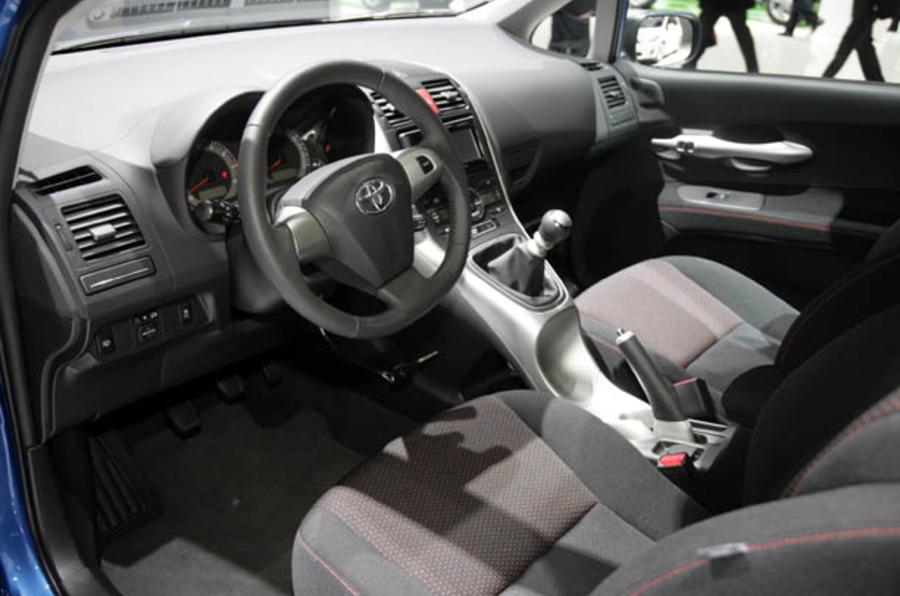 Geneva motor show: Toyota Auris