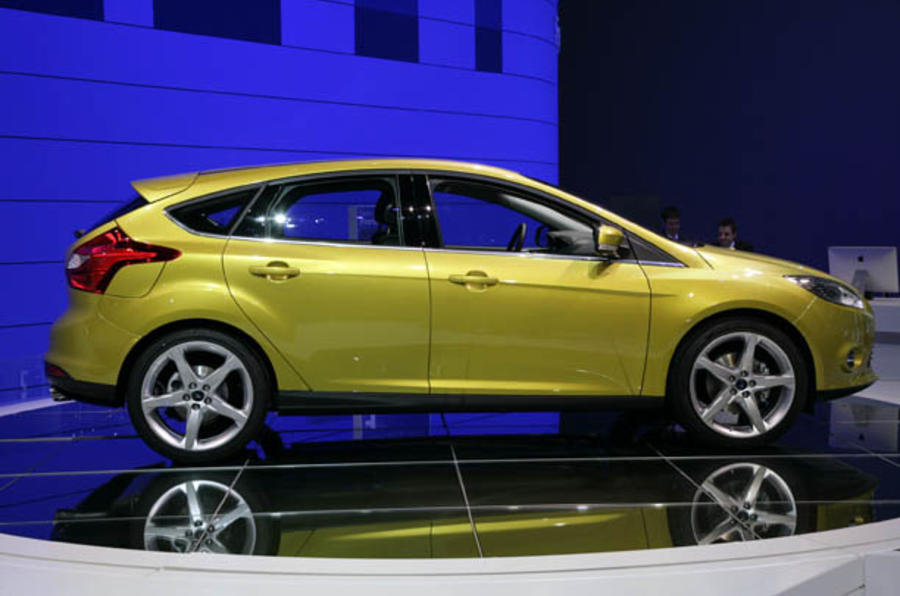 Latest Ford Focus unveiled