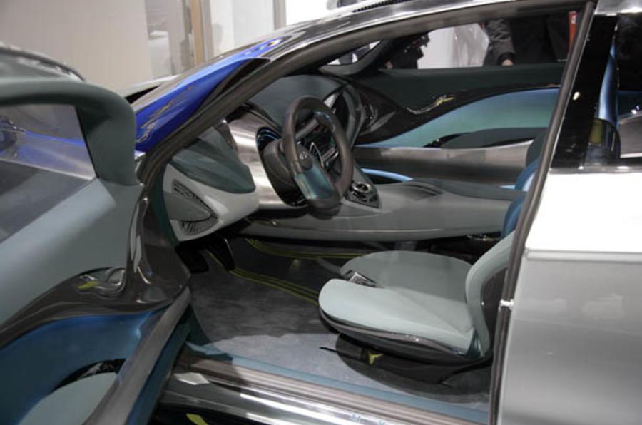 Geneva motor show: Hyundai i-flow