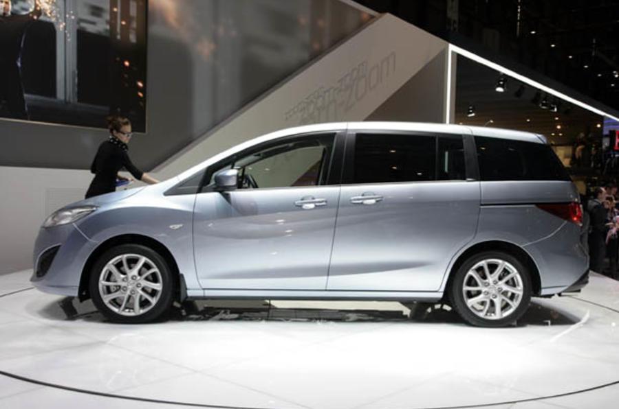 Geneva motor show: Mazda 5