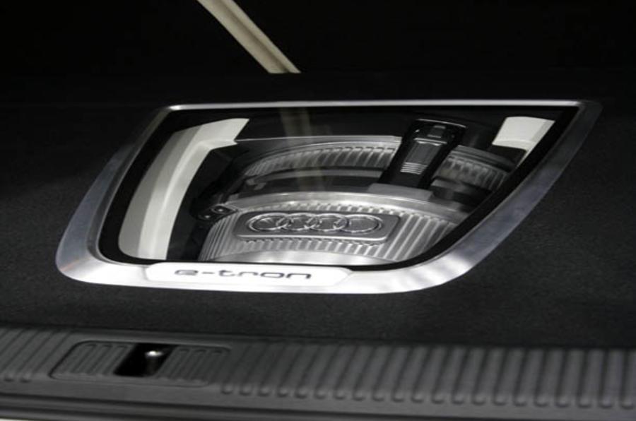 geneva motor show 2010 audi a1 e tron more pics autocar. Black Bedroom Furniture Sets. Home Design Ideas