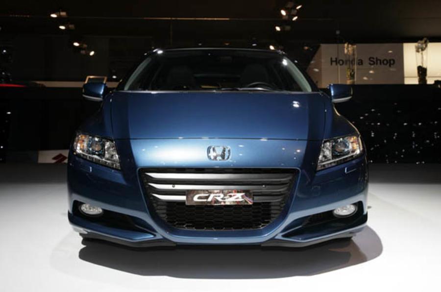 Geneva motor show: Honda CR-Z