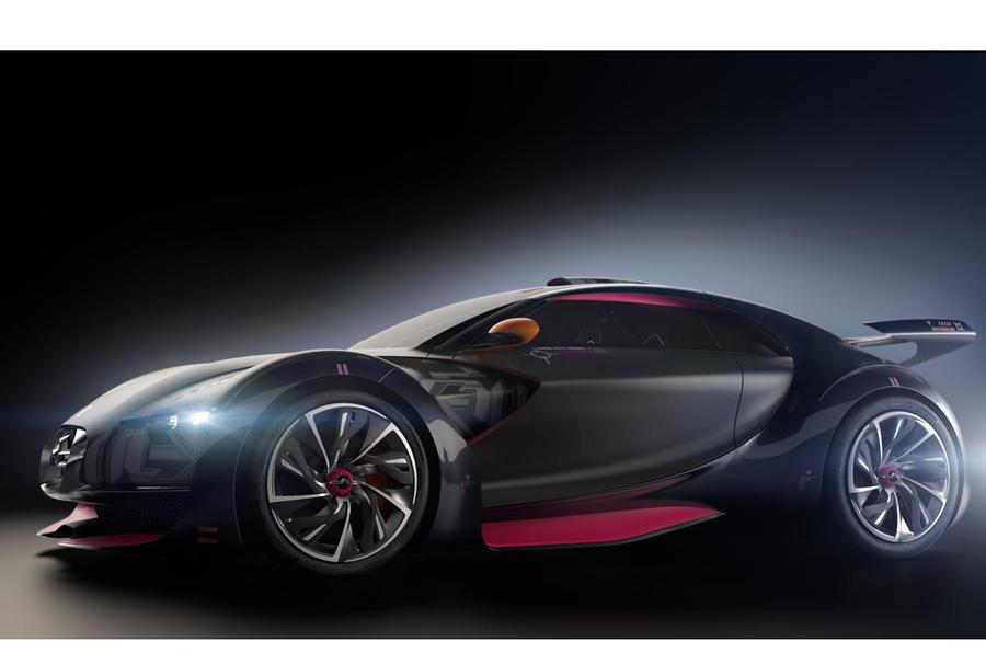 Citroen Survolt sportscar concept