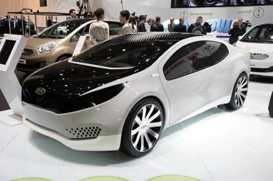 Geneva motor show: Kia Ray