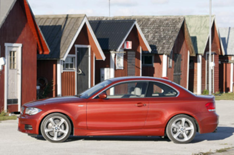 BMW 135i M Sport Coupe