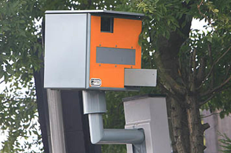 Speed cameras set for switch off