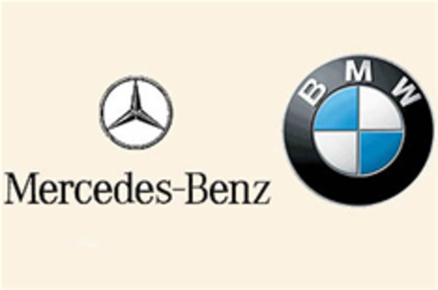 BMW and Merc to share engines?