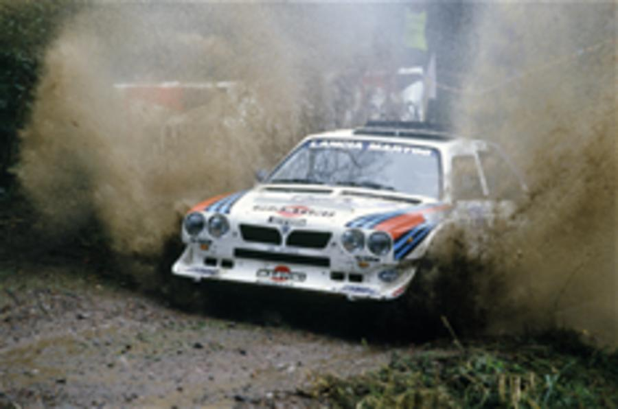 Rally GB history in pictures