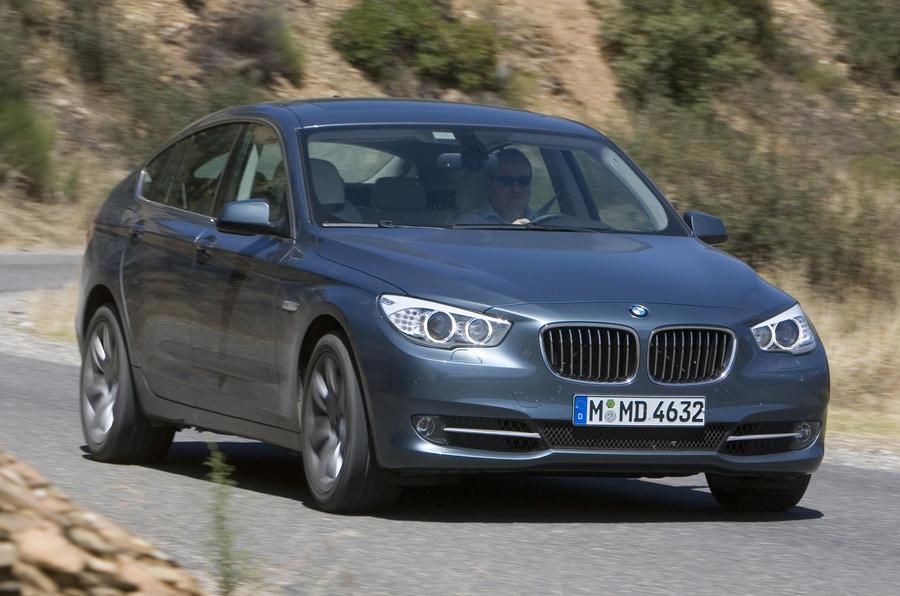 BMW Series GT I Review Autocar - 550 gt bmw