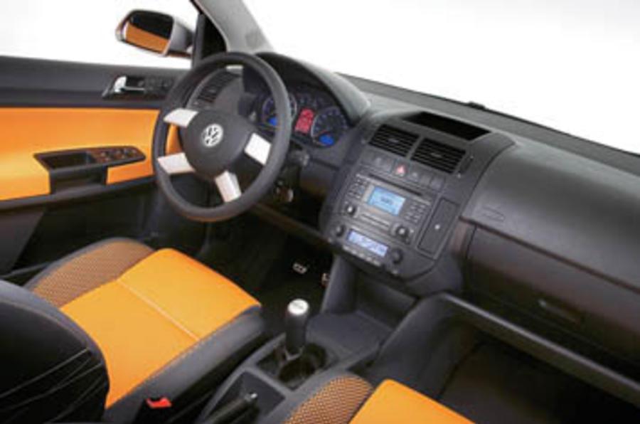 Volkswagen Polo (02-)  1.4 16v (74bhp) Dune 5dr Ha