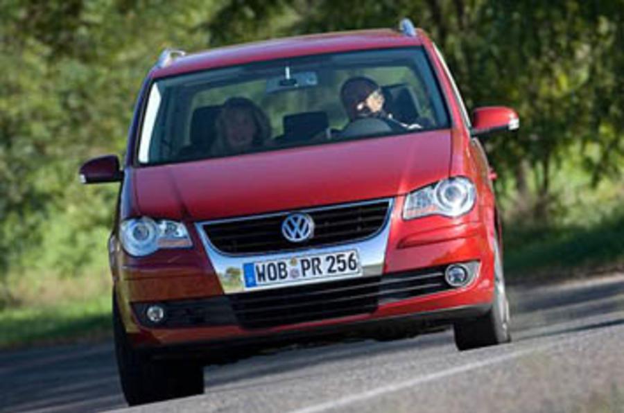 VW Touran 2.0 TDI 140