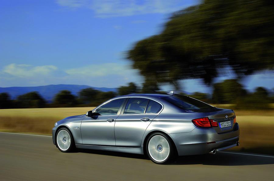 BMW 5-series 530d