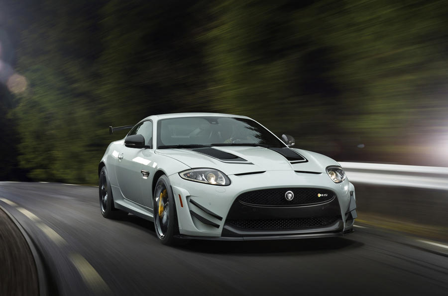 Jaguar XKR-S GT leads Performance Car Show stars