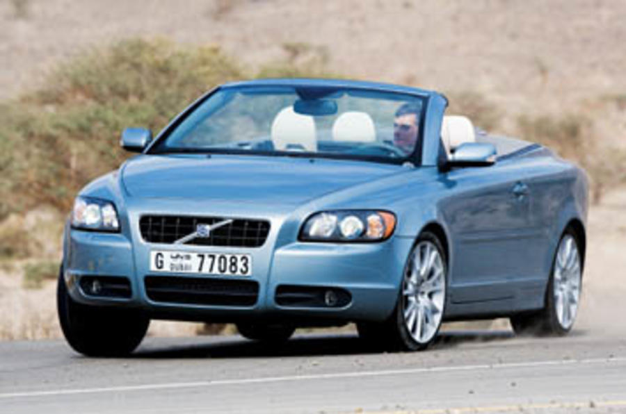 volvo c70 t5 review autocar. Black Bedroom Furniture Sets. Home Design Ideas