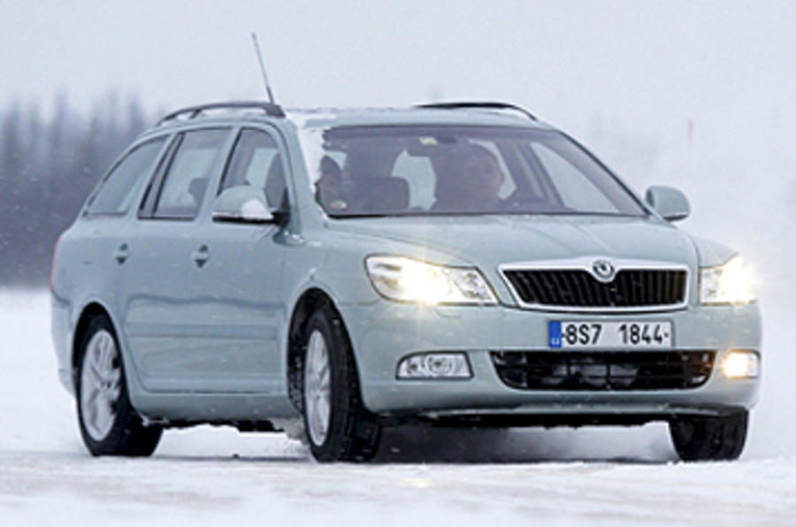 skoda octavia 1 8 tsi 4x4 estate review autocar. Black Bedroom Furniture Sets. Home Design Ideas