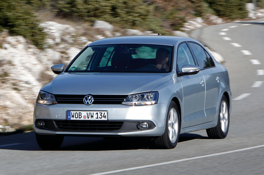 VW Jetta 1.6 TDI Bluemotion