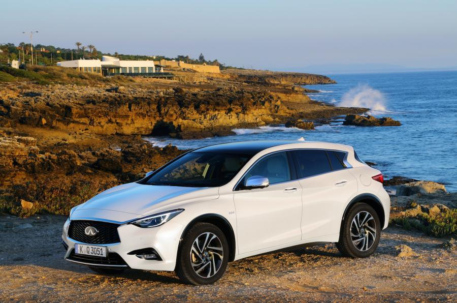 Infiniti Q30 2015-2020 prices and specs | Autocar