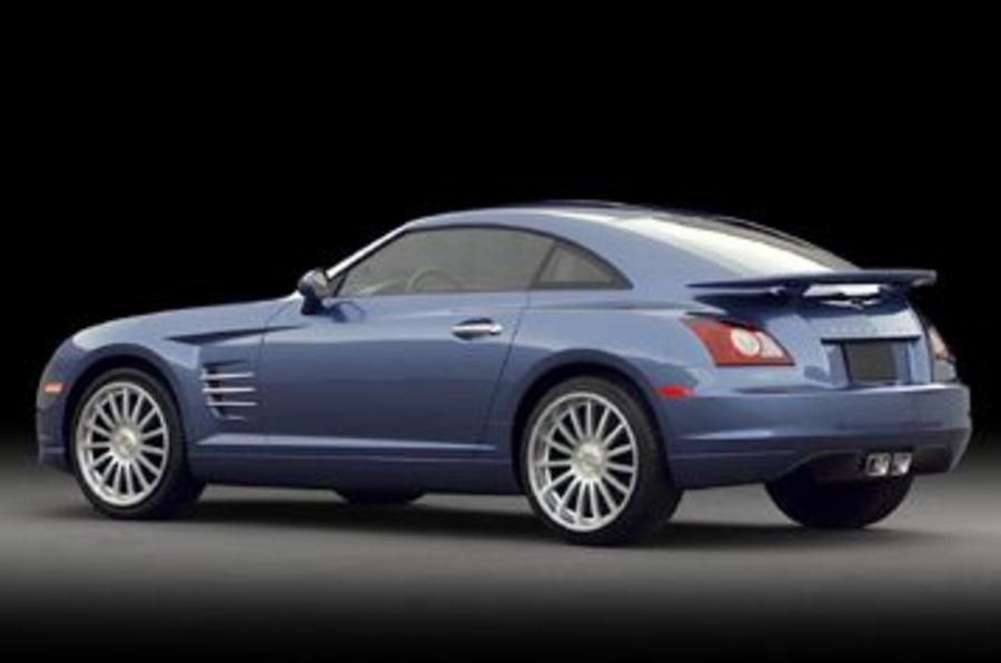 Chrysler Crossfire Roadster SRT-6