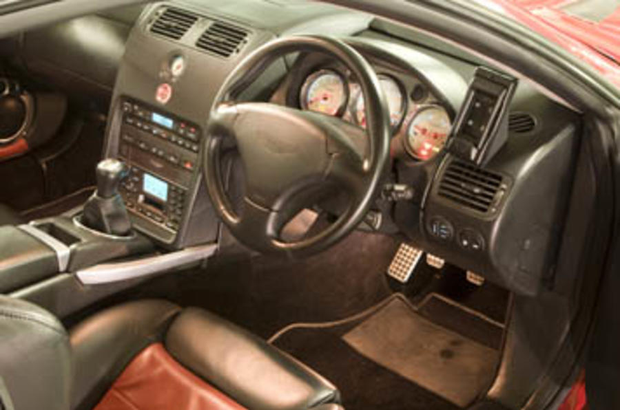 Aston Martin Vanquish S Manual Review