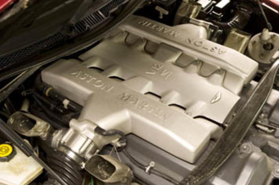Aston Martin Vanquish S Manual