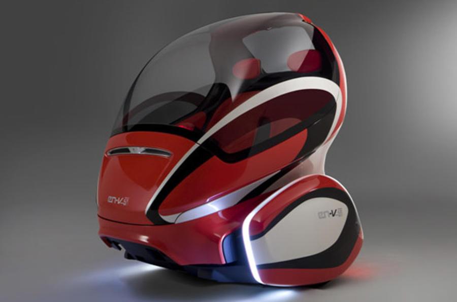 GM EN-V concept revealed