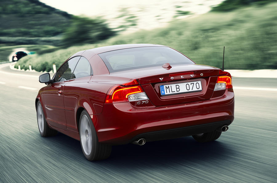 volvo c70 d5 se lux premium review autocar. Black Bedroom Furniture Sets. Home Design Ideas