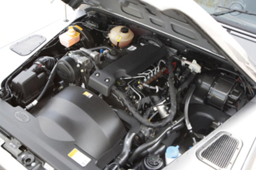 Land Rover Defender 2016 Interior >> Land Rover Defender 90 review | Autocar