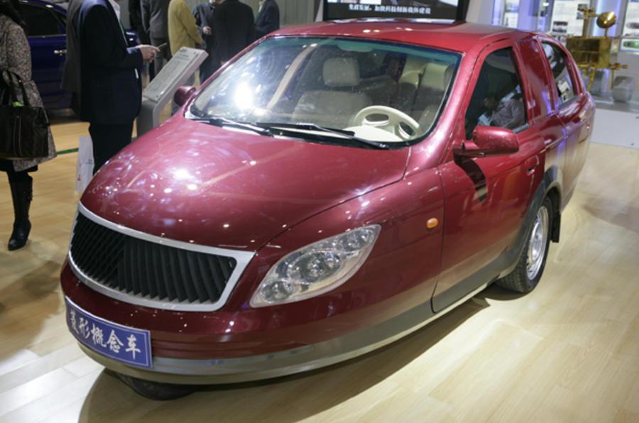 Reliant Car Show