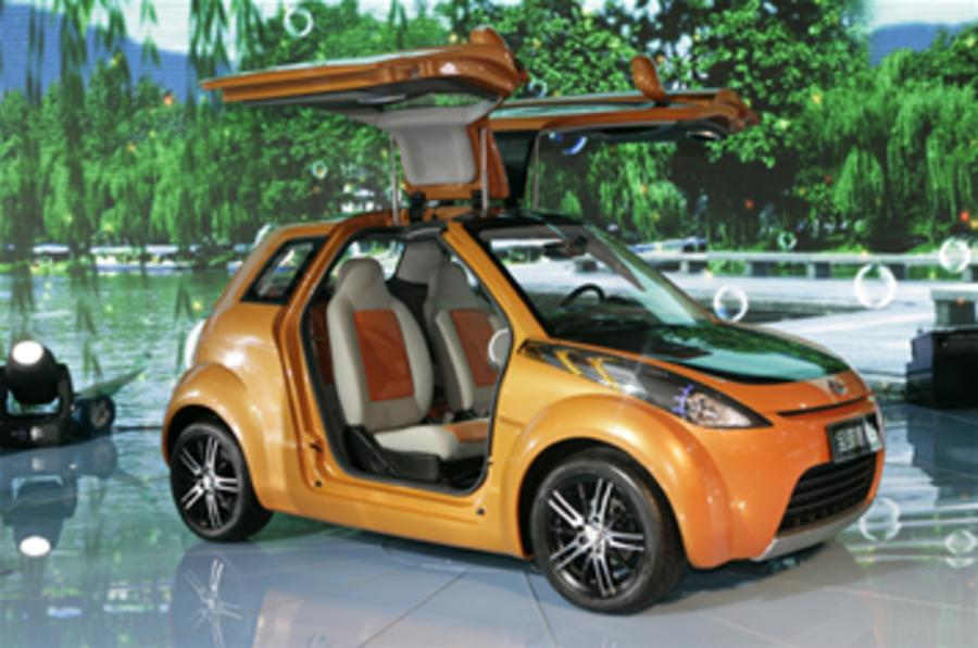 Chinese to force car mergers