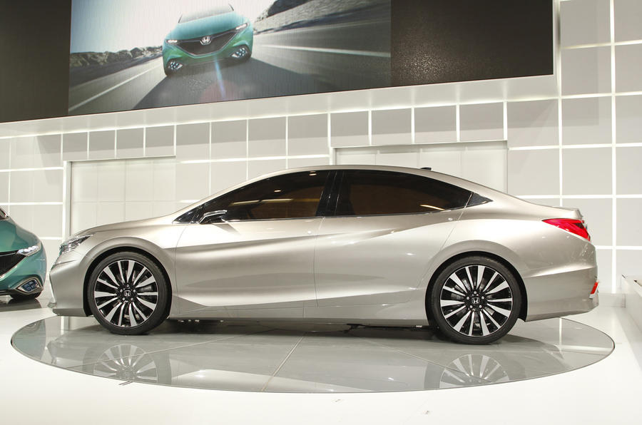 Beijing show: two new Honda concepts