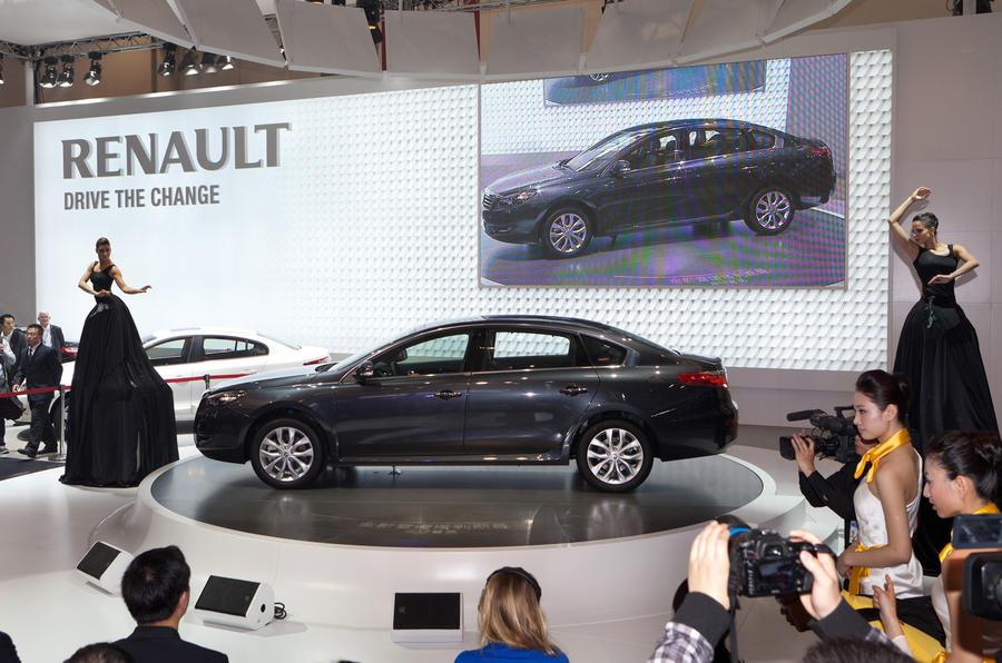 Beijing motor show: Renault Talisman