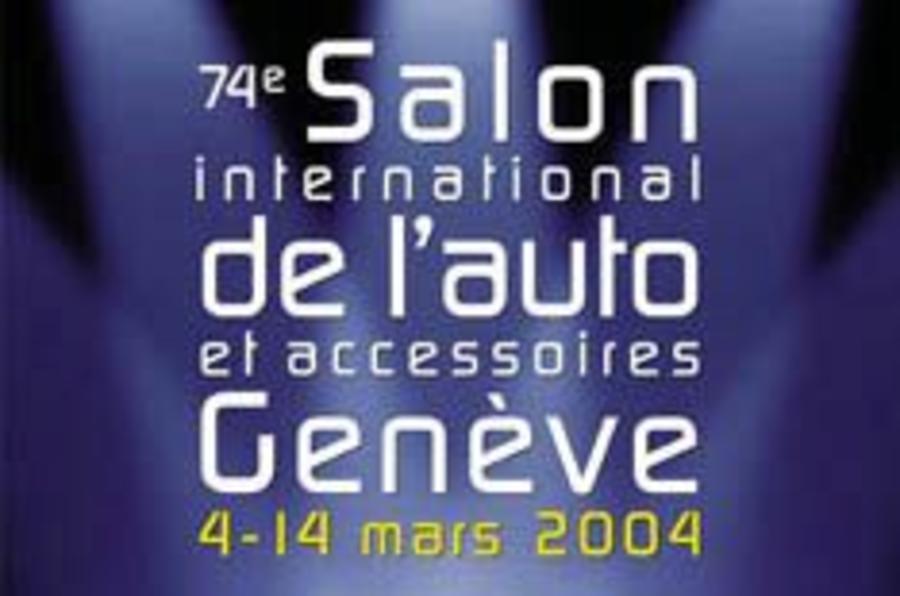 Geneva show special report