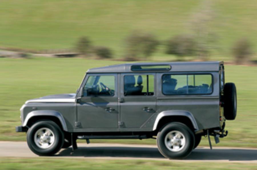 Land Rover Defender 110 2.4D