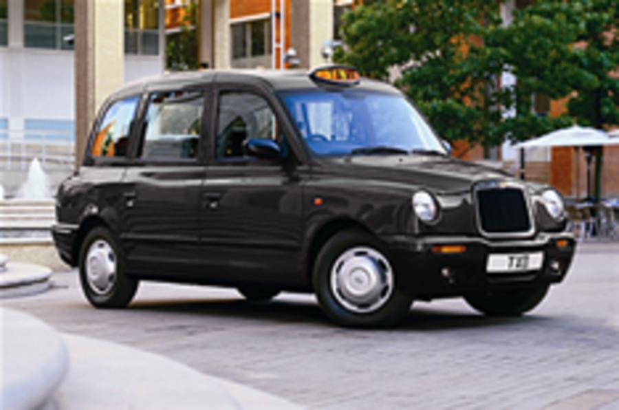 The electric black cab