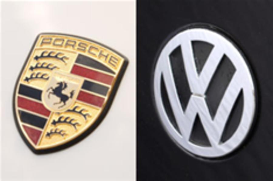 Porsche and VW to merge
