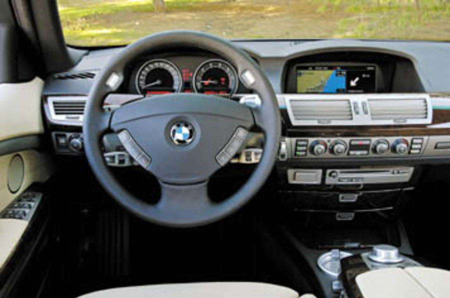 BMW 750i 2002 2008 Review