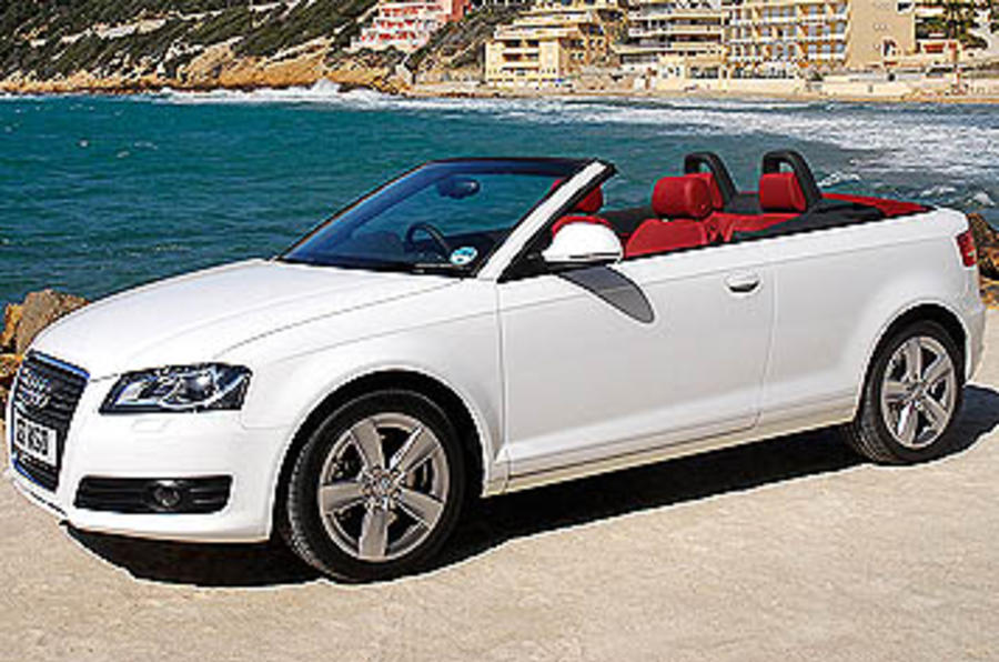 audi a3 cabriolet 1 8 tfsi review autocar. Black Bedroom Furniture Sets. Home Design Ideas