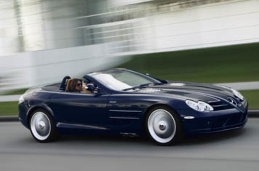 Mercedes Benz Slr Mclaren Roadster Review Autocar