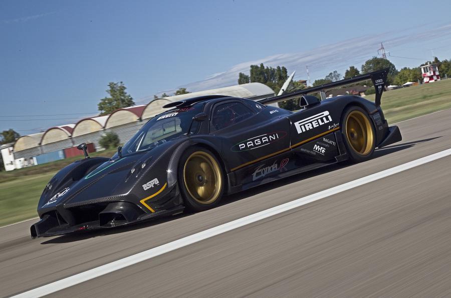 Pagani Zonda R race car
