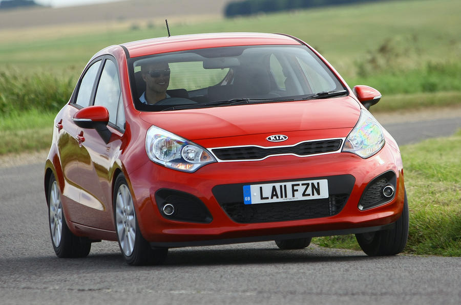 kia rio 2 review autocar. Black Bedroom Furniture Sets. Home Design Ideas