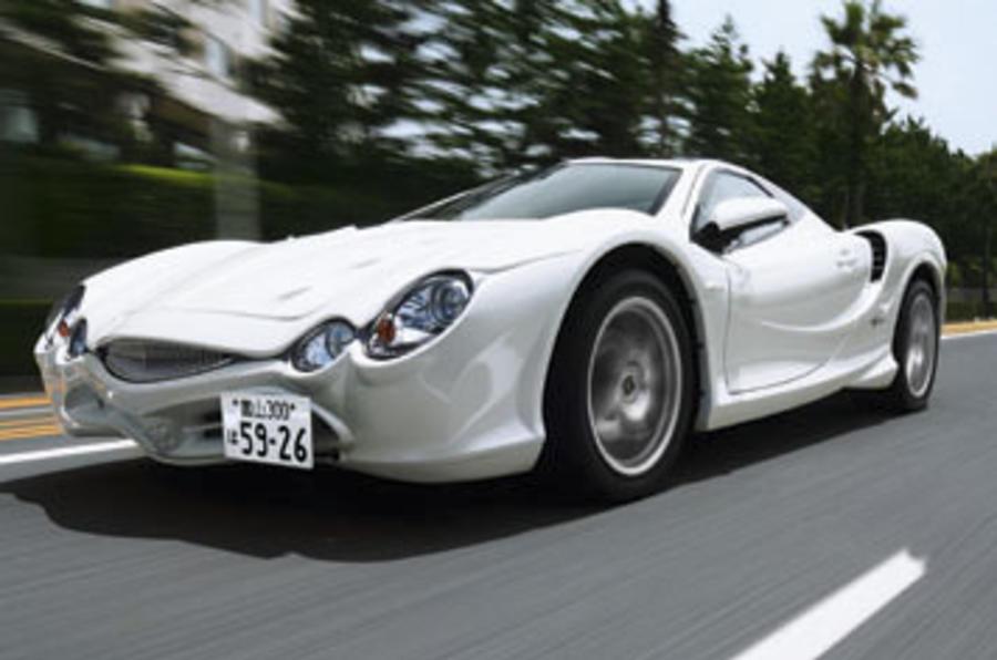 Mitsuoka Orochi 3 3 V6 Review Review Autocar