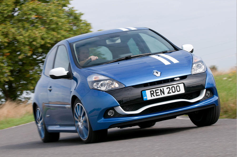 renault clio gordini 200 review autocar. Black Bedroom Furniture Sets. Home Design Ideas