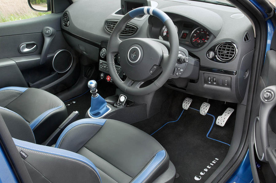 Renault Clio Gordini 200
