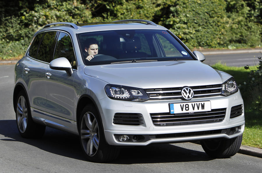 Image Result For Vw Touareg Tdi First Drive