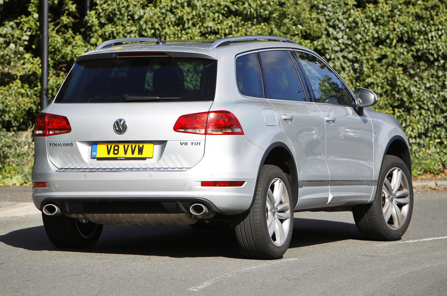vw touareg 4 2 v8 tdi altitude review autocar. Black Bedroom Furniture Sets. Home Design Ideas