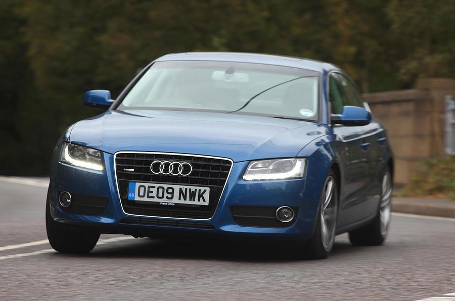 Audi A5 Sportback 3.0 TDI