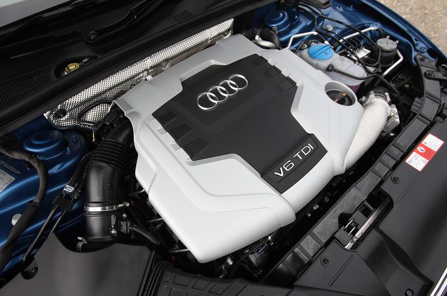 Audi A5 Sportback 30 Tdi Review Autocar